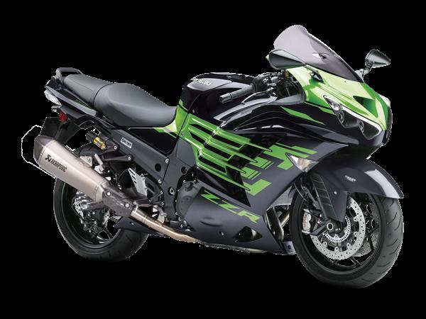 motocikl kawasaki zzr performance sport