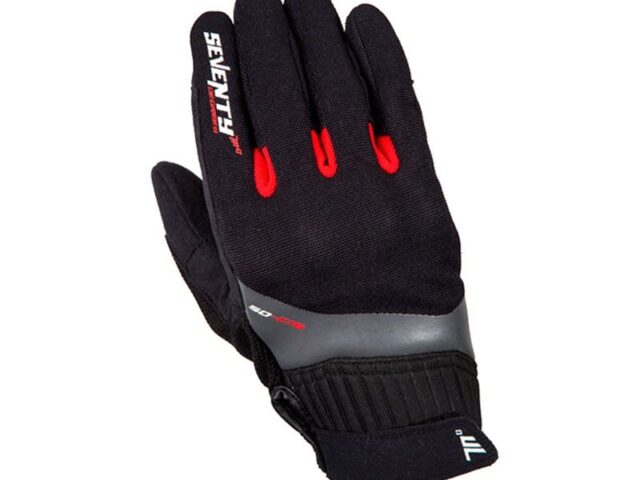 Guantes Seventy Degrees SD C16 Red
