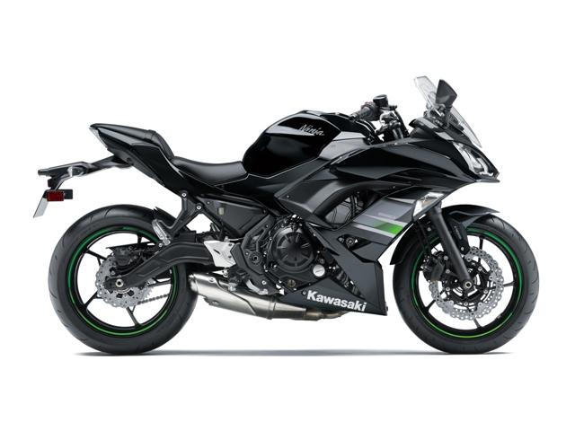motocikl kawasaki ninja 650 model 2019 02