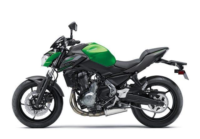 motocikl kawasaki z125 se 06