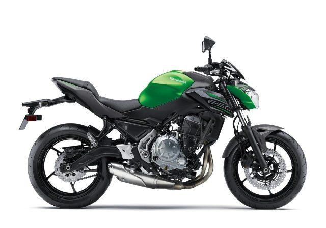 motocikl kawasaki z125 se 07