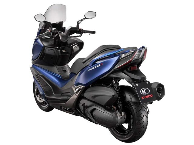 KYMCO XCITING S400 13a