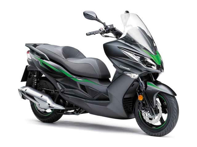 kawasaki scooter j 125 04