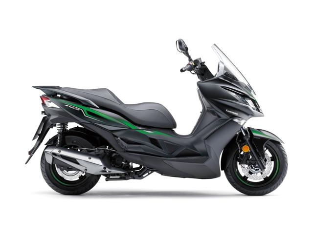 kawasaki scooter j 125 05