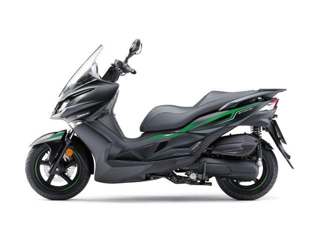 kawasaki scooter j 125 06