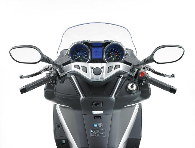 kawasaki scooter j 125 08