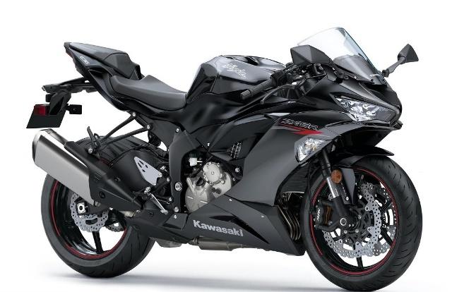 motocikl kawasaki zxr