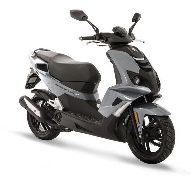 scooter peuegot speedfight t e f