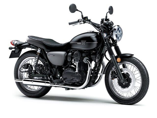 Kawasaki w800 2019 01