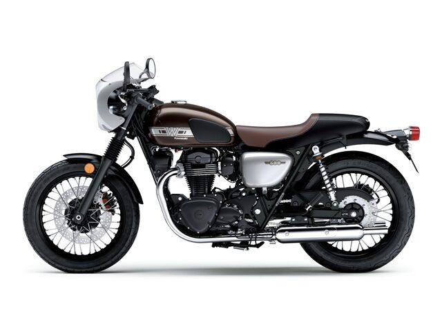 Kawasaki w800 2019 07