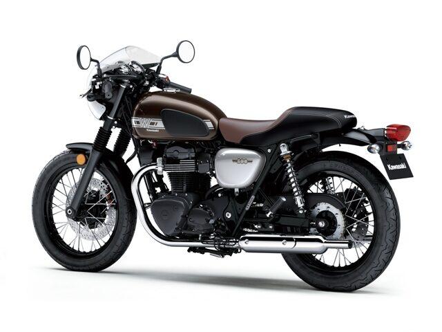 Kawasaki w800 2019 08
