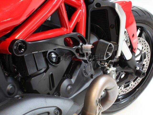 ducati monster 1200 štitnik defender klizač motocikla 01
