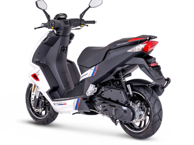 R CUP PEUGEOT SCOOTER