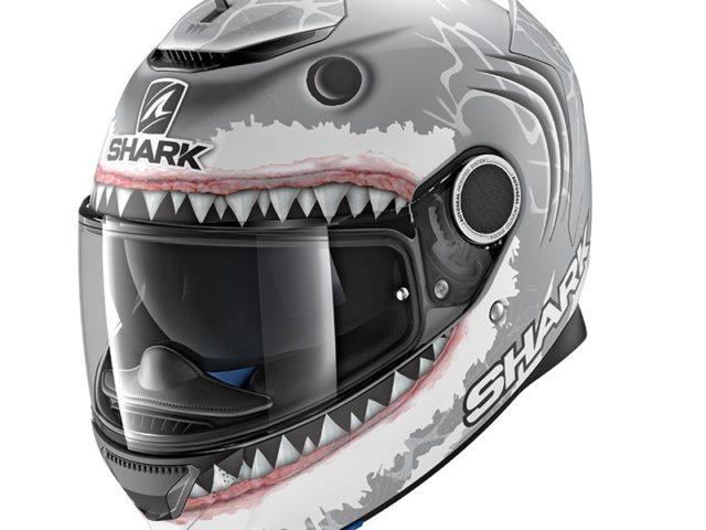 SPARTAN Lorenzo White Shark mat SWA HE5053