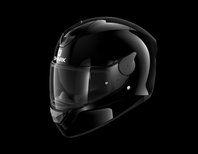 integralna kaciga za motocikl shark SKWAL black