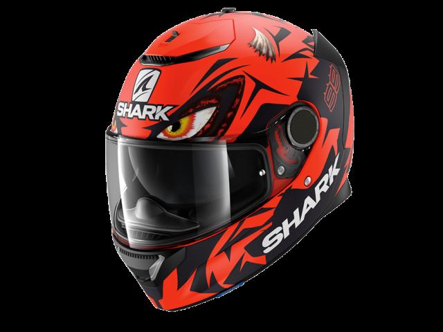 integralna kaciga za motocikl shark spartan austrian GP mat HE3460 01 640x480 - Naslovna