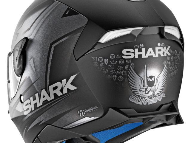 integralna kaciga za motocikl shark d skwal 07