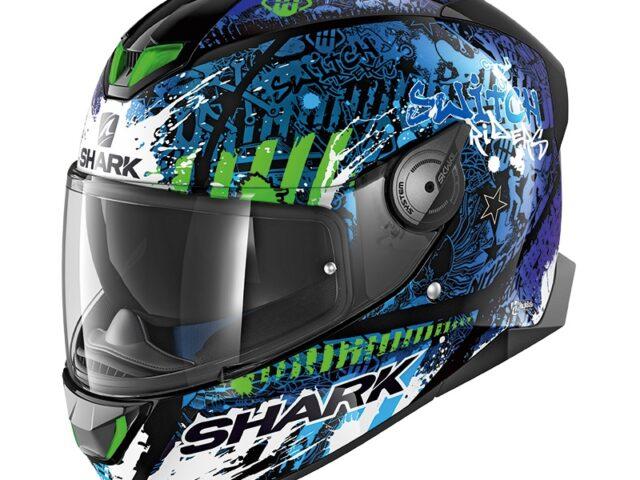 integralna kaciga za motocikl shark d skwal 10