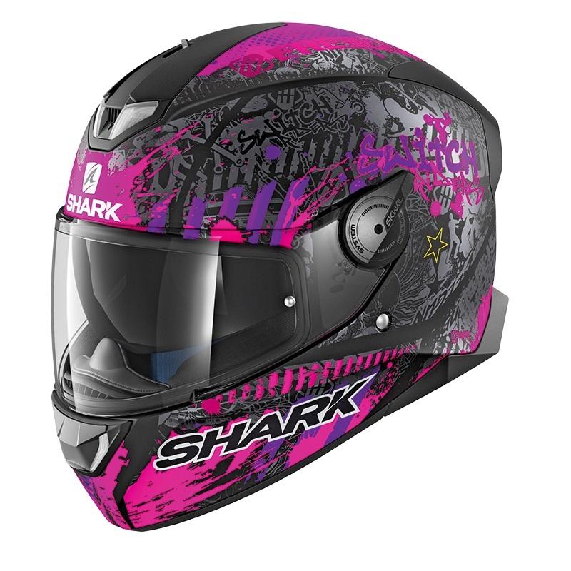 integralna kaciga za motocikl shark d skwal 11