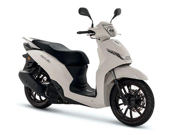 peugeot scooter belville 125 allure 01 - Akcije