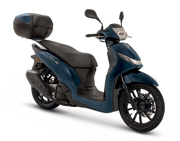 peugeot scooter belville 125 allure 02 - Akcije