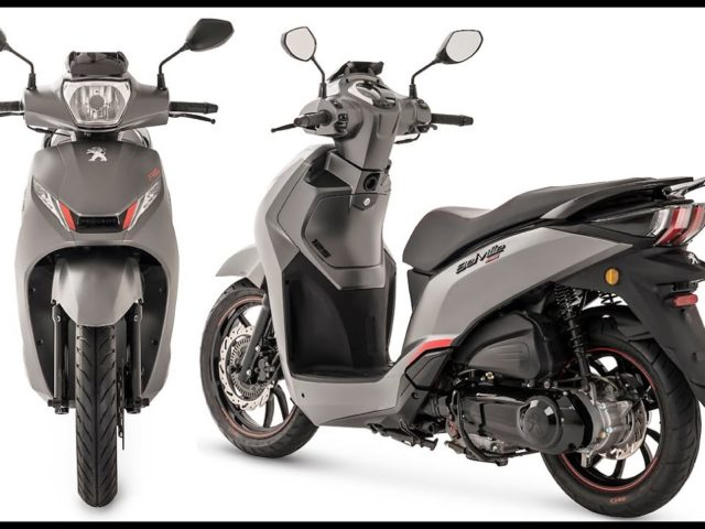 peugeot scooter belville rs