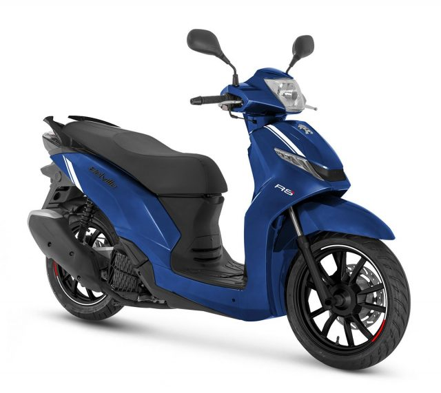 scooter peuegot belville rs f