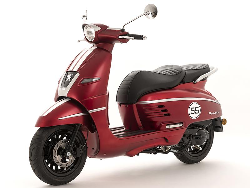 scooter Peugeot Django