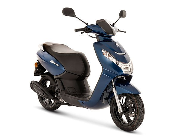Pegueot scooter kisbee t