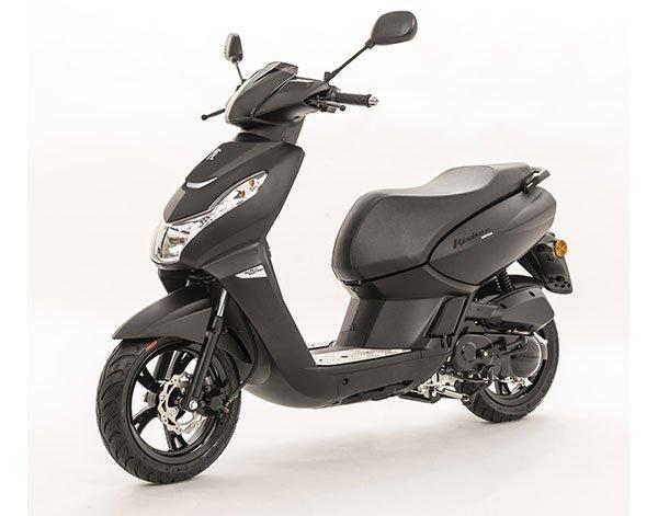 Pegueot scooter kisbee t