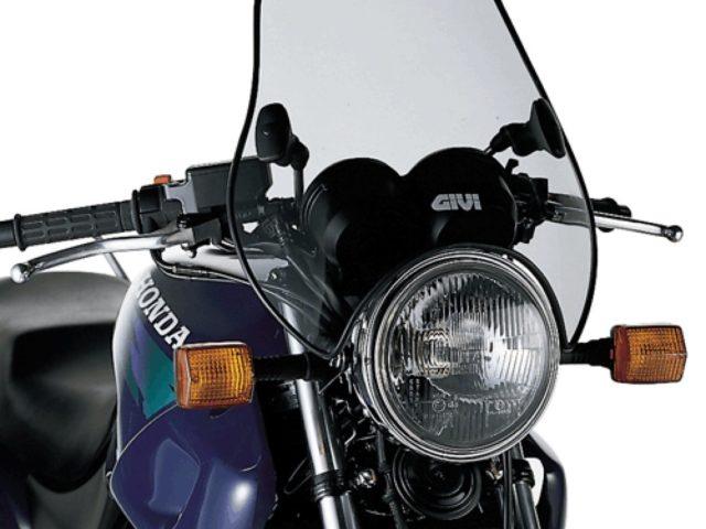 a givi vjetrobran za motocikl