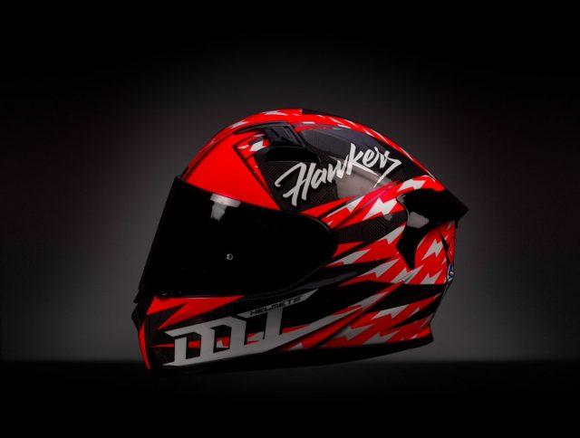mt integralna kaciga za motocikl kre snake carbon hawkers limited edition
