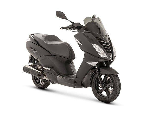 peugeot scooter citystar black edition f