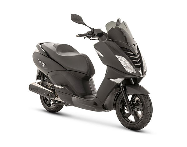 peugeot scooter citystar black edition f