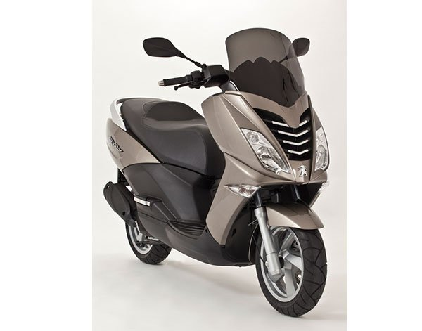 peugeot scooter citystar active f