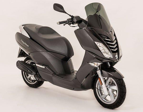 peugeot scooter citystar t f