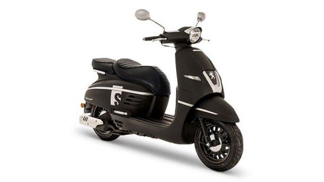 peugeot scooter django s f