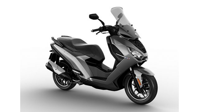 peugeot scooter pulsion allure