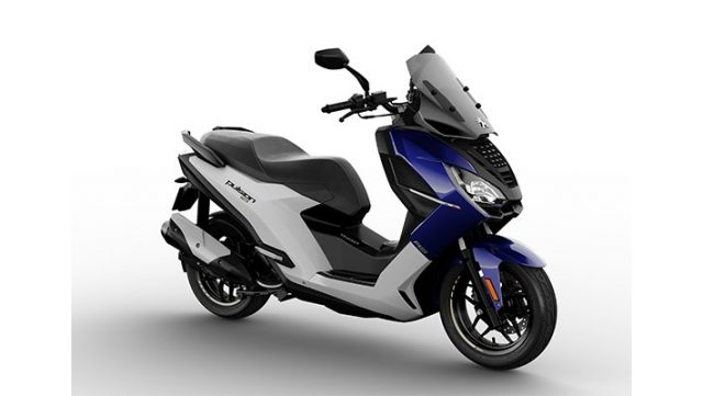peugeot scooter pulsion rs