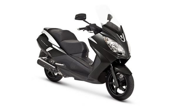 peugeot scooter satelis black edition f
