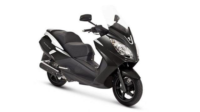 peugeot scooter satelis black edition f