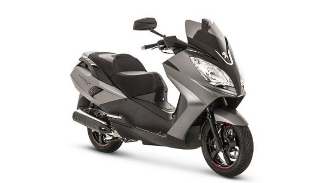 peugeot scooter satelis rs f