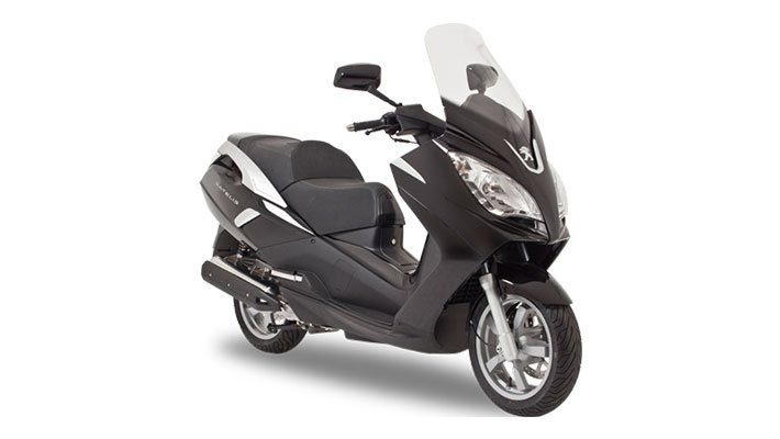 peugeot scooter satelis f
