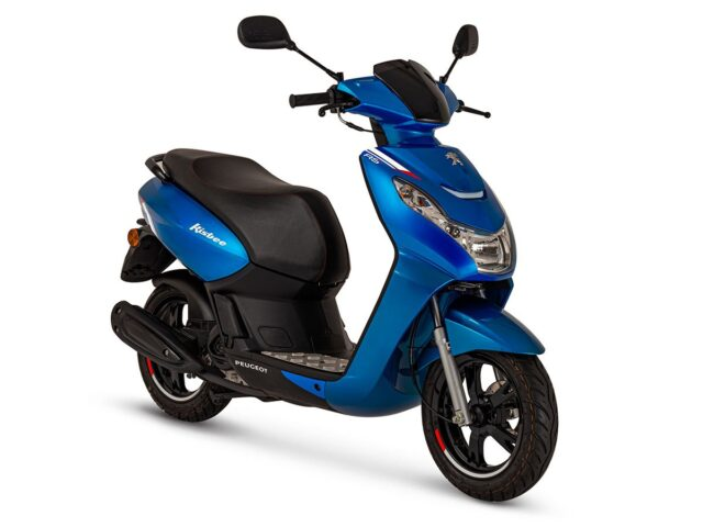 scooter peuegot kisbee t rs f