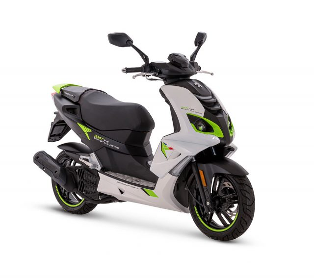 scooter peuegot speedfight t