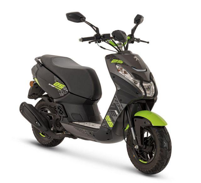 scooter peuegot streetzone t euro