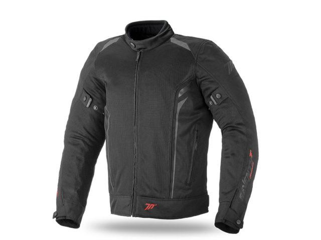 JT grey mesh jakna za motocikl