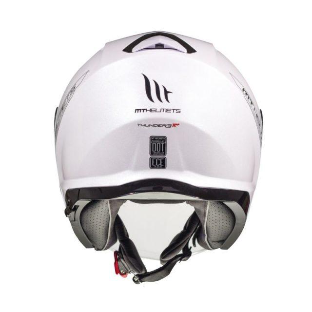 jet kaciga za motocikl mt helmets thunder