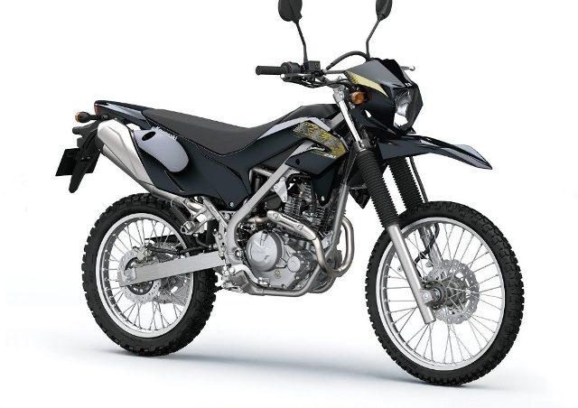motocikl kawasaki enduro klx