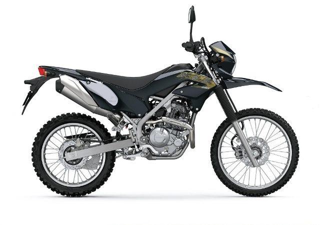 motocikl kawasaki enduro klx Copy